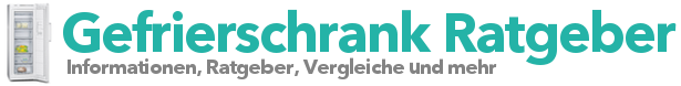 Gefrierschrank Ratgeber 2017